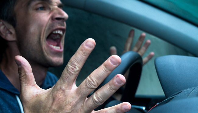 How to Control Emotions When Angry